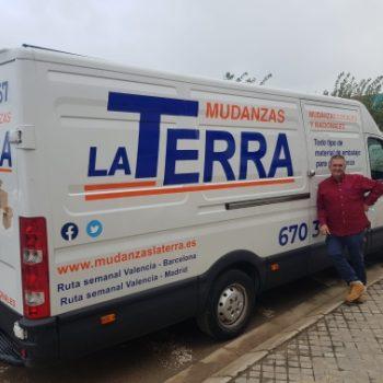 Flotas para Mudanzas en Valencia