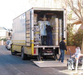 Mudanzas Valencia a Santander