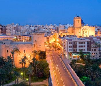 Mudanzas Valencia a Elche