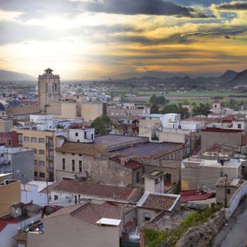 Mudanzas Valencia a Orihuela